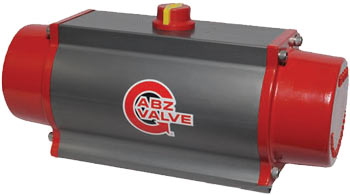 Abz Pneumatic And Electric Actuators Valve Automation