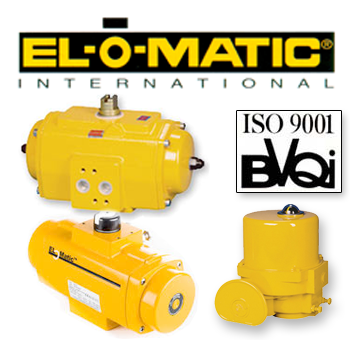 Elomatic Acutators