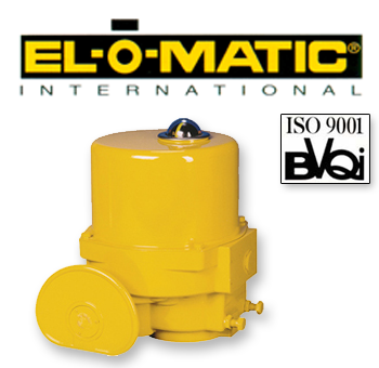 El-O-Matic EL Electric Rotary Valve Actuators
