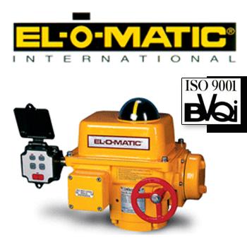 El O Matic Elq Electric Actuators Valve Automation