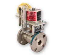Electrothermal Shut Off Ball Valves