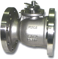BU Series Floating Ball Valve ASNI 150/300