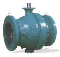 Trunnion Mounted Ball Valve ANSI 300