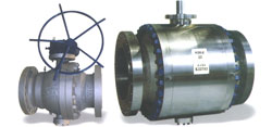 Trunnion Mounted Ball Valve ANSI 600