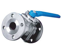 150# 2-piece Flanged End Industrial Ball Valves