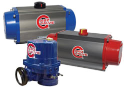 ABZ Pneumatic & Electric Actuators